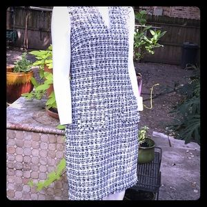 KARL LAGERFELD TWEED DRESS
